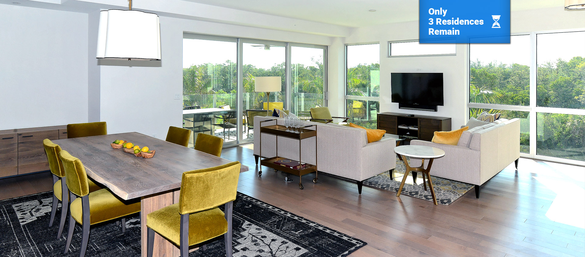 MODERN, CLEAN, THOUGHTFUL RESIDENCES